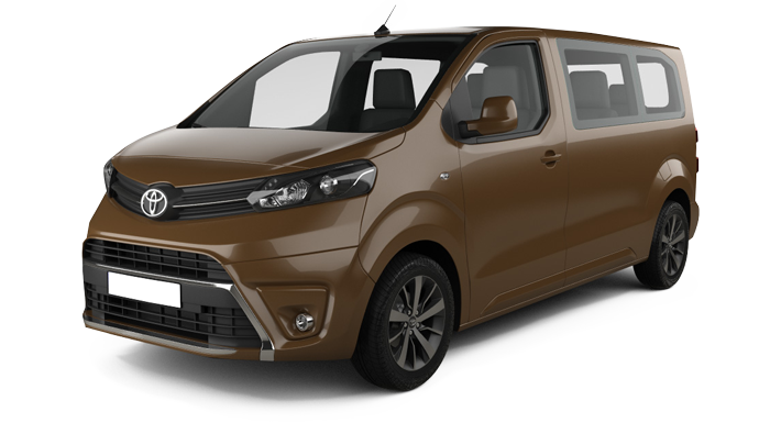 Mdf podložky pod reproduktory do Toyota Proace Verso