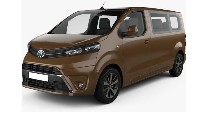 Mdf podložky pod reproduktory do Toyota Proace