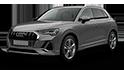 Redukční rámečky k autorádiím pro Audi Q3