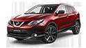 Redukční rámečky k autorádiím pro Nissan Qashqai I