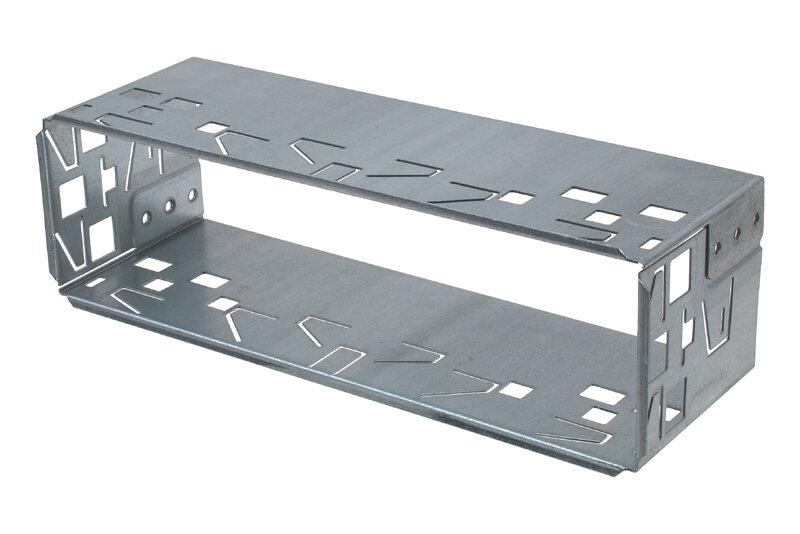 Univerzální kovové 1DIN rámečky