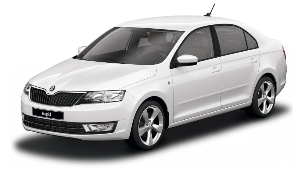 Redukční rámečky k autorádiím pro Škoda Rapid