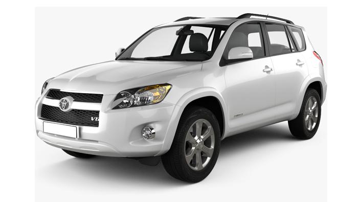 Mdf podložky pod reproduktory do Toyota RAV4