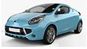 Mdf podložky pod reproduktory do Renault Wind
