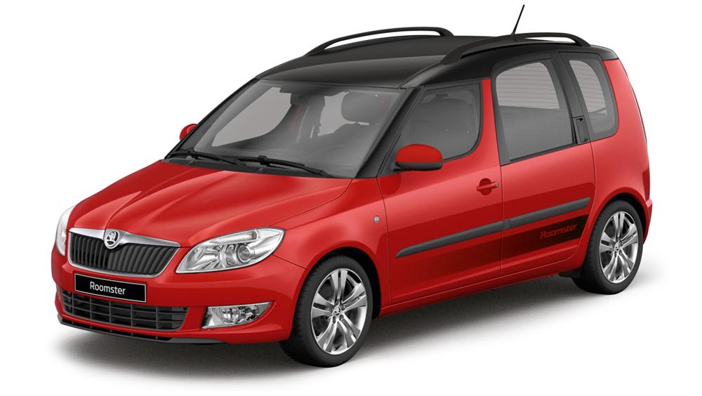 Autorádia pro vozy Škoda ROOMSTER