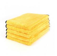 Sušící ručníky po mytí auta