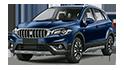 Redukční rámečky k autorádiím pro Suzuki S-Cross