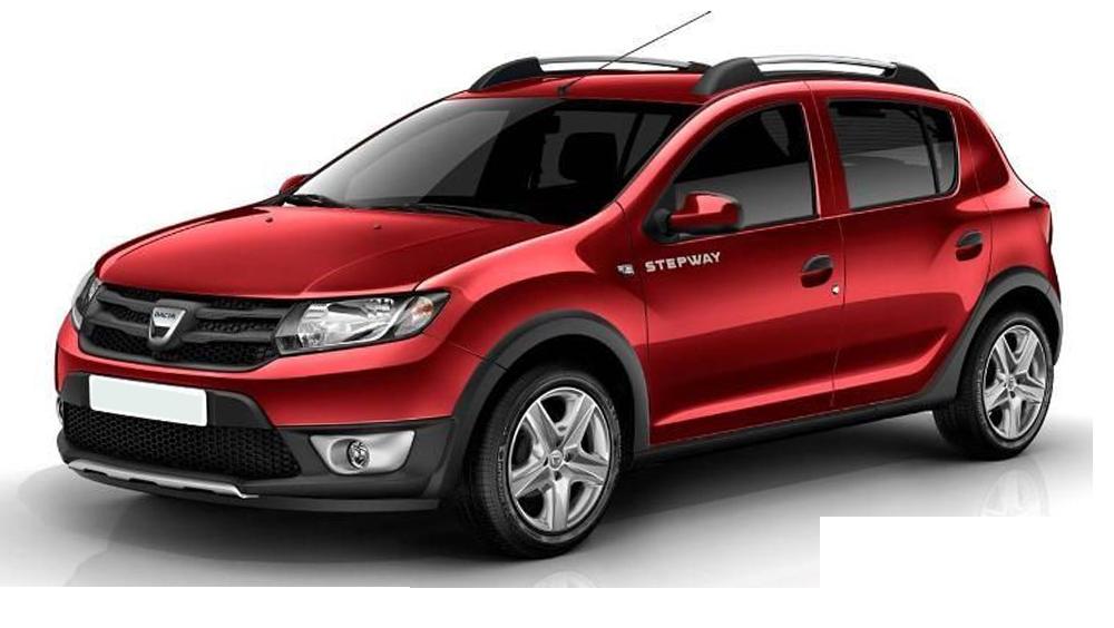 Mdf podložky pod reproduktory do Dacia Sandero