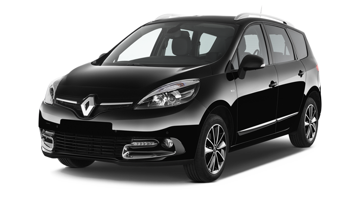 Adaptéry pro ovládání na volantu Renault Scenic