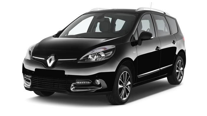 Mdf podložky pod reproduktory do Renault Scenic
