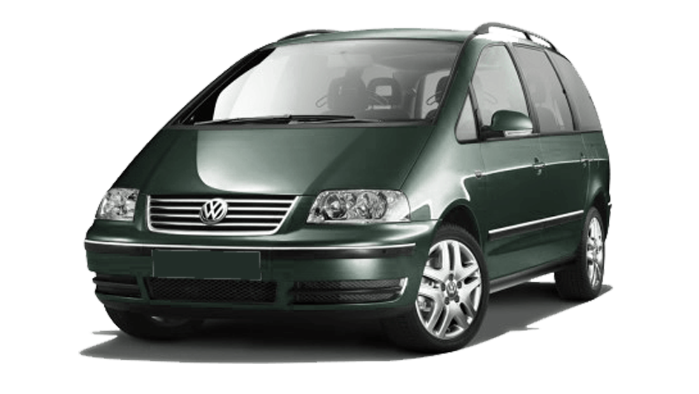 REPRODUKTORY DO VOLKSWAGEN SHARAN (1995-2010)