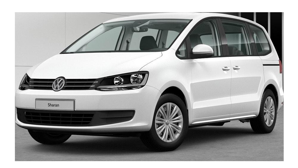Adaptéry pro ovládání na volantu VW Sharan