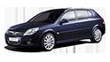Redukční rámečky k autorádiím pro Opel Signum