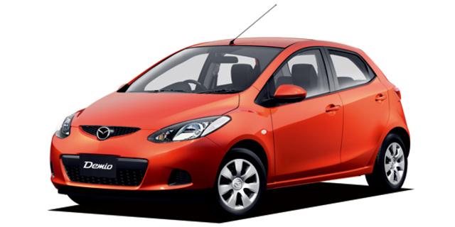 Adaptéry pro ovládání na volantu Mazda Demio