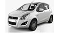 Redukční rámečky k autorádiím pro Suzuki Splash