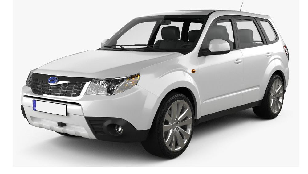 Adaptéry pro ovládání na volantu Subaru Forester