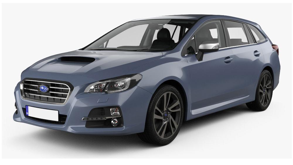 Adaptéry pro ovládání na volantu Subaru Levorg
