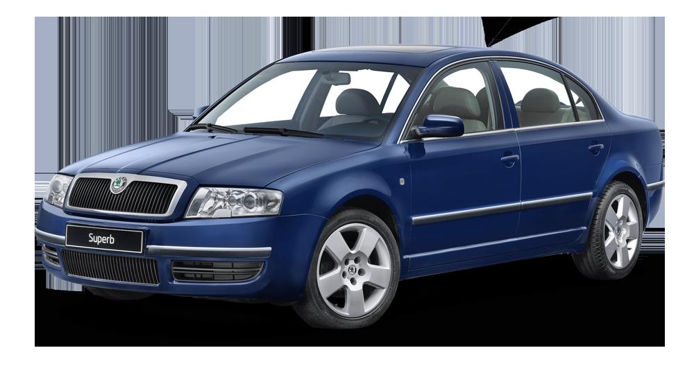 Autorádia pro vozy Škoda Superb 1
