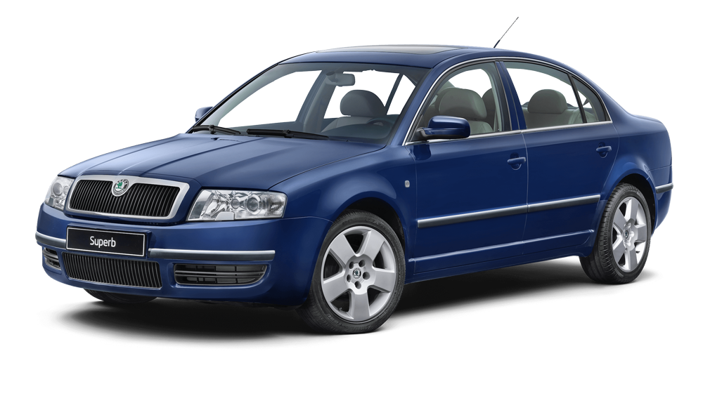 REPRODUKTORY DO ŠKODA SUPERB I (2001-2008)