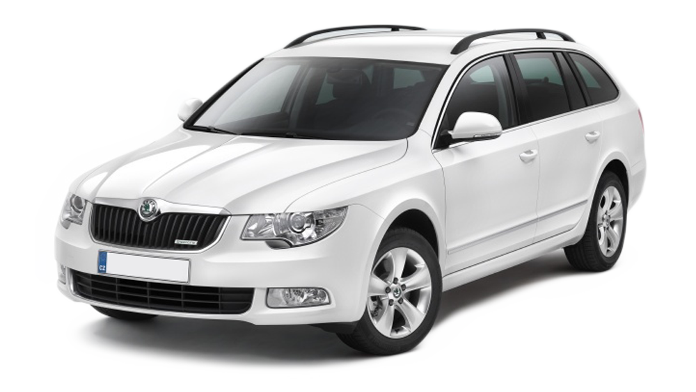 REPRODUKTORY DO ŠKODA SUPERB II (2008-2015)