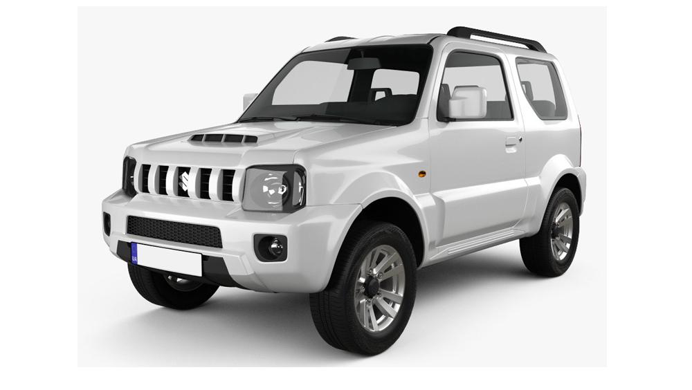 Redukční rámečky k autorádiím pro Suzuki Jimny