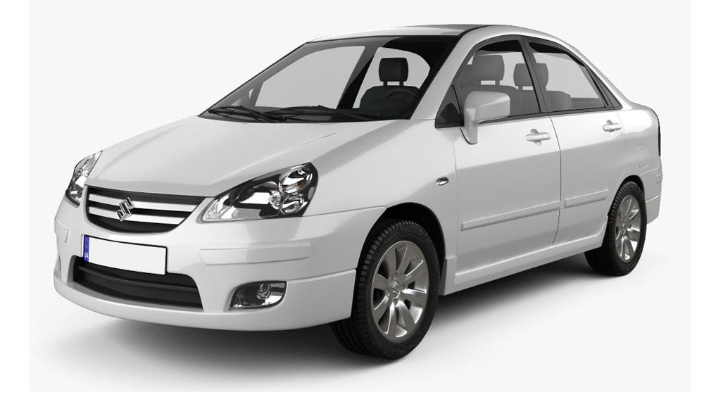 Redukční rámečky k autorádiím pro Suzuki Liana