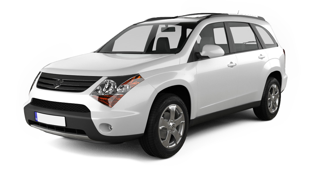 Redukční rámečky k autorádiím pro Suzuki XL7