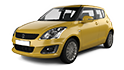 Redukční rámečky k autorádiím pro Suzuki Swift