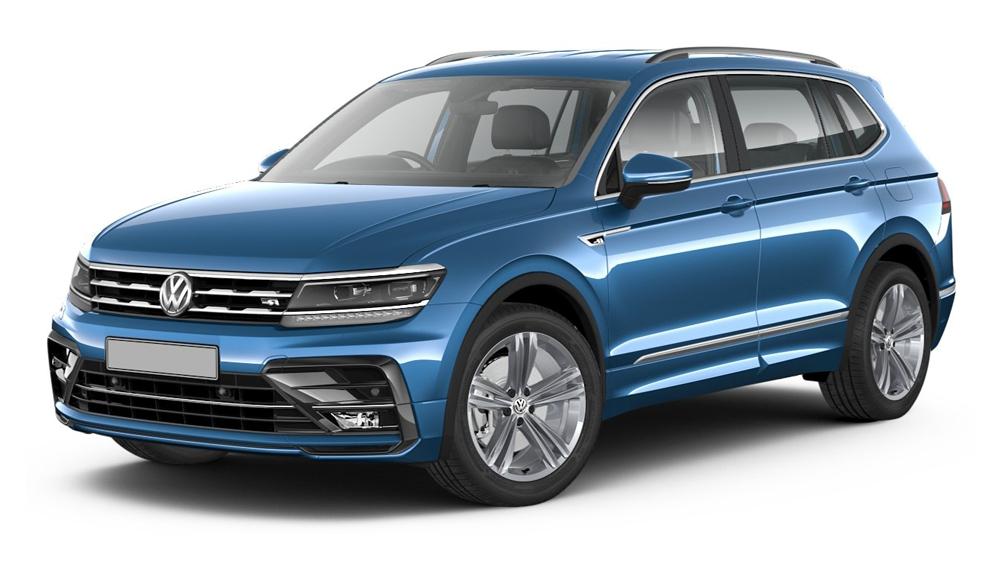 Mdf podložky pod reproduktory do Volkswagen Tiguan