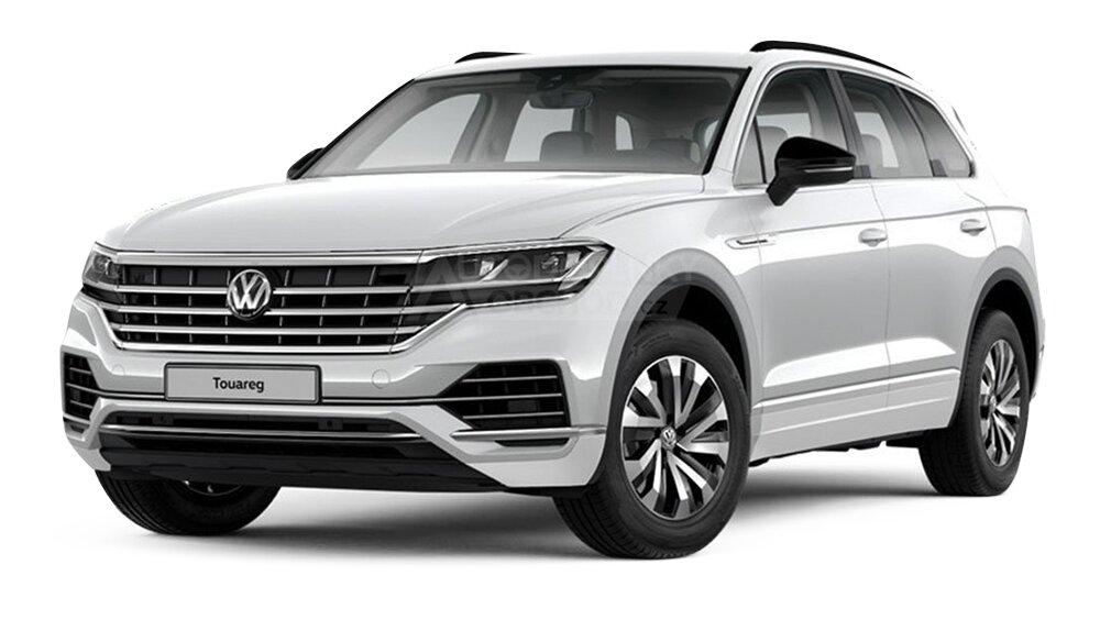 Mdf podložky pod reproduktory do Volkswagen Touareg