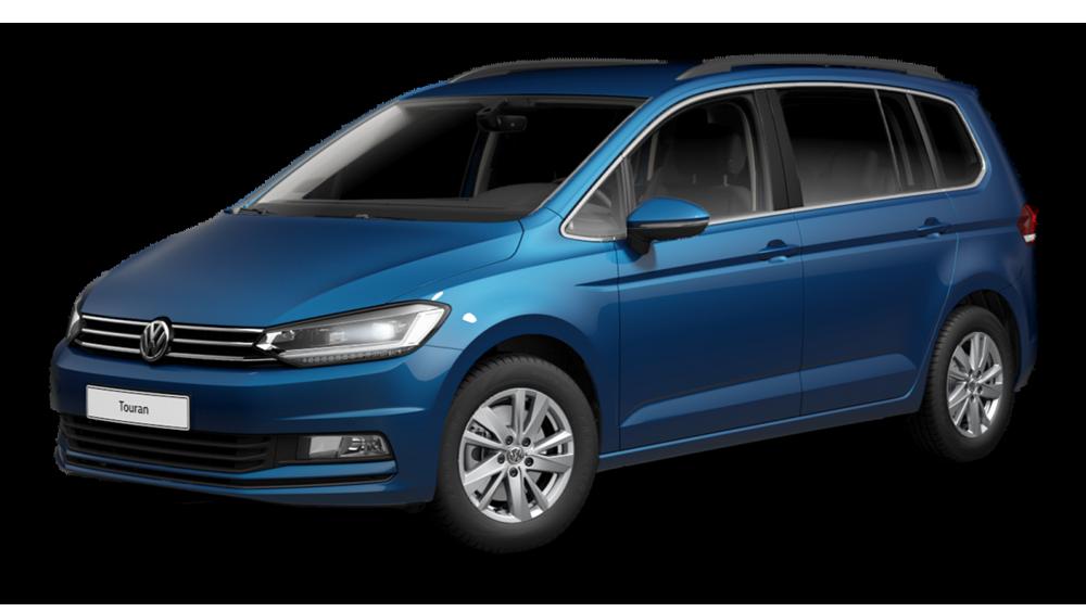Autorádia pro VW Touran