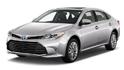 Mdf podložky pod reproduktory do Toyota Avalon