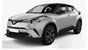 Mdf podložky pod reproduktory do Toyota CH-R