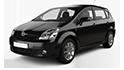 Repro podložky MDF pro vozy Toyota Corolla Verso