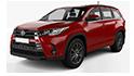 Mdf podložky pod reproduktory do Toyota Highlander