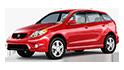 Mdf podložky pod reproduktory do Toyota Matrix