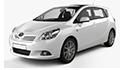 Mdf podložky pod reproduktory do Toyota Yaris Verso