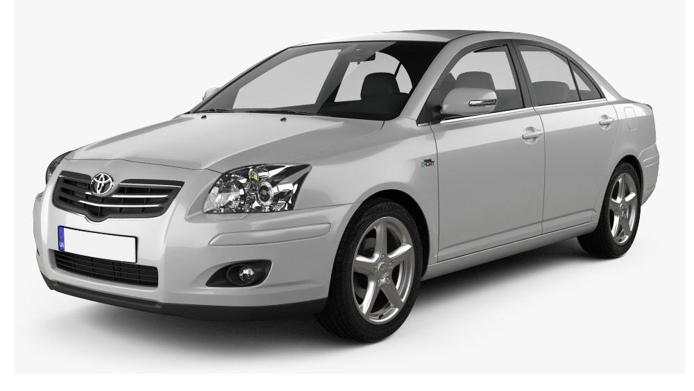 Redukční rámečky k autorádiím pro Toyota Avensis