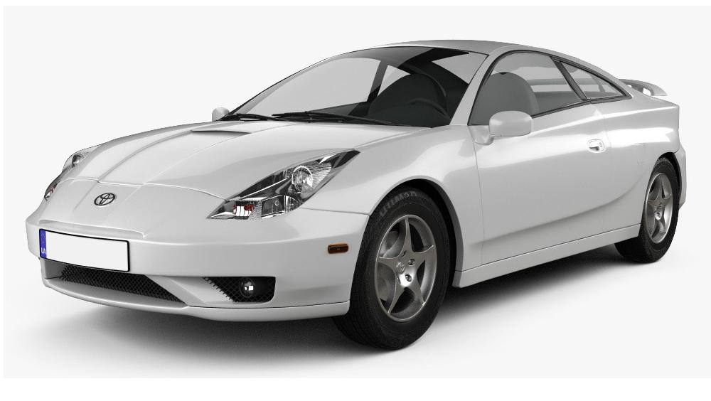 Redukční rámečky k autorádiím pro Toyota Celica