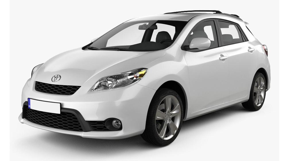 Redukční rámečky k autorádiím pro Toyota Matrix