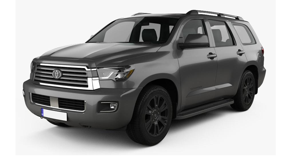 Redukční rámečky k autorádiím pro Toyota Sequoia