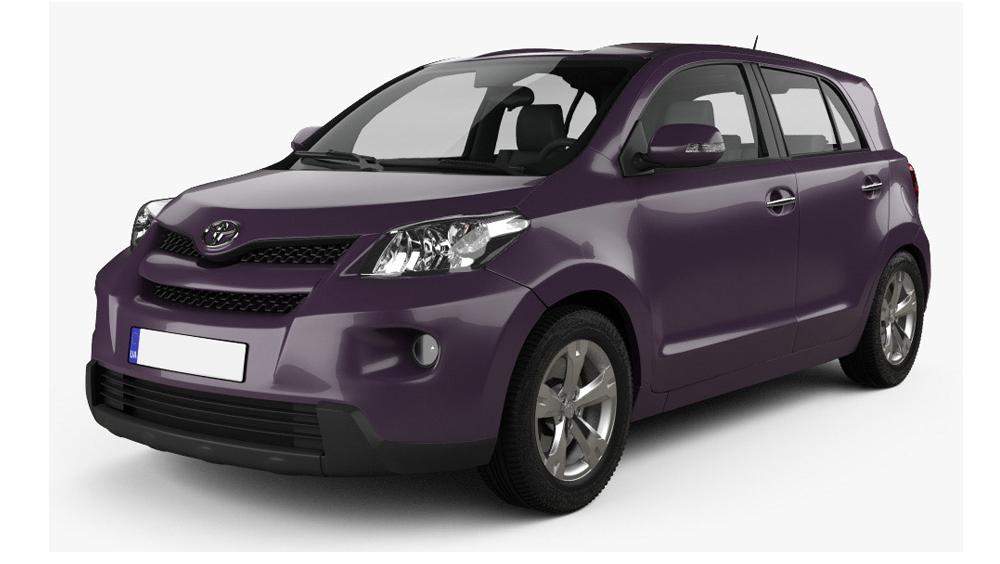Redukční rámečky k autorádiím pro Toyota Urban Cruiser
