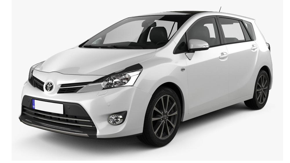 Redukční rámečky k autorádiím pro Toyota Verso
