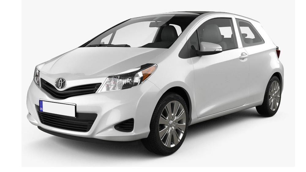 Redukční rámečky k autorádiím pro Toyota Yaris II