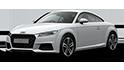 Redukční rámečky k autorádiím pro Audi TT