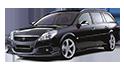 Redukční rámečky k autorádiím pro Opel Vectra