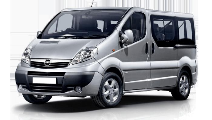 Mdf podložky pod reproduktory do Opel Vivaro A