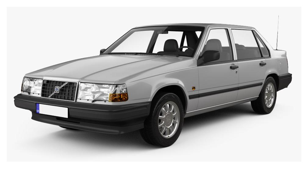 Redukční rámečky k autorádiím pro Volvo 940