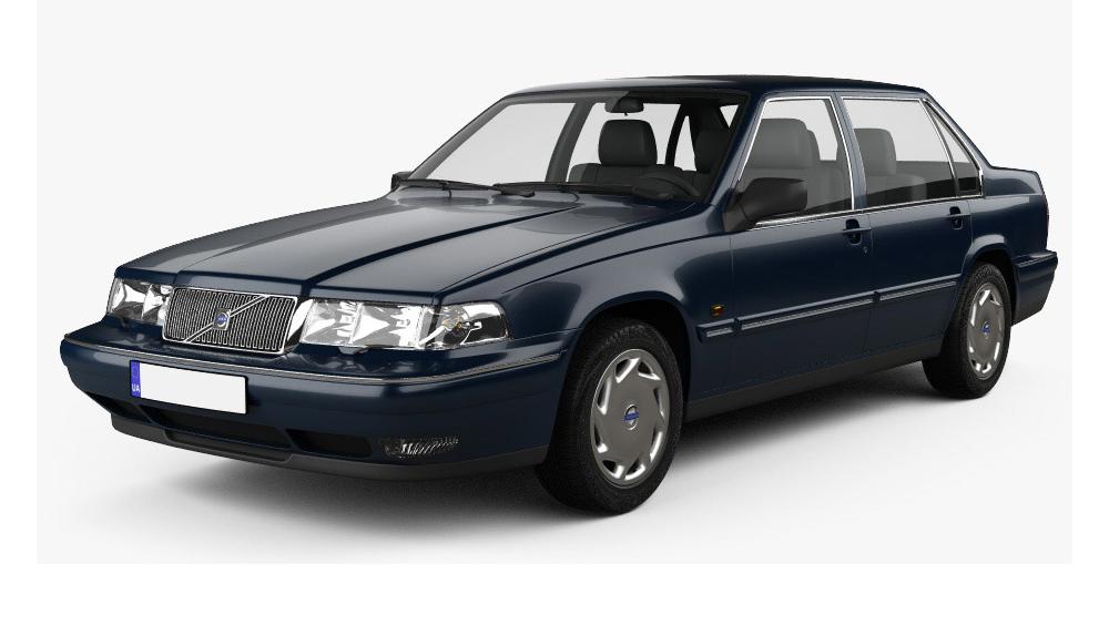 Redukční rámečky k autorádiím pro Volvo 960
