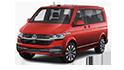 Mdf podložky pod reproduktory do Volkswagen Multivan